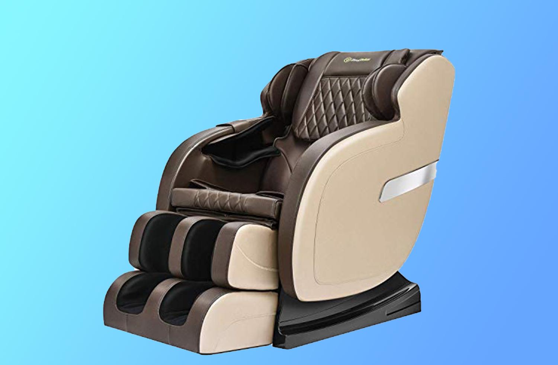 Best Deep tissue Massage chair in 2021